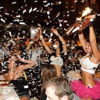 Photo taken at LAVO Italian Restaurant & Nightclub by Lux Delux on 5/8/2012