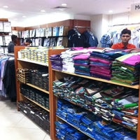 Photo taken at House of Fashions by Ibrahim A. on 6/8/2012