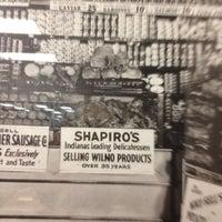 Photo taken at Shapiro's Delicatessen by Lee Ann D. on 12/10/2011
