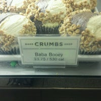 Photo taken at Crumbs Bake Shop by Kevin M. on 10/23/2011