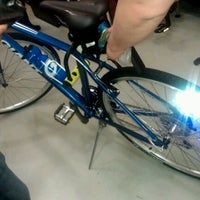 Photo taken at Ciel Bike Shop by MR on 8/16/2012