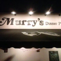Photo taken at Murry's Dinner Playhouse by Justin P. on 1/24/2012