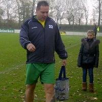 Photo taken at Rijnmond Hoogvliet Sport by Dennis d. on 11/19/2011