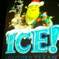 Photo taken at ICE! & SNOW Tubing - Gaylord Texan by Chunky Monkey on 12/20/2011