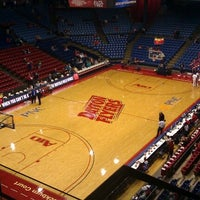 Photo taken at UD Arena by Ken K. on 11/19/2011