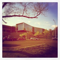 Photo taken at S.I. Newhouse School of Public Communications by Kevin M. on 4/17/2012