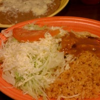 Photo taken at La Bamba Mexican Restaurant by Mo S. on 10/29/2011