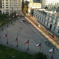 Photo taken at Plaza de la Constitución by Pato P. on 2/22/2011