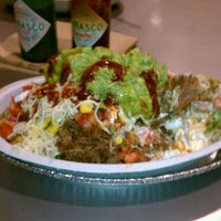 Photo taken at Chipotle Mexican Grill by Carol C. on 11/2/2011