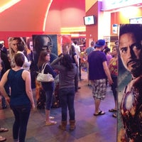 Photo taken at Regal Cinemas Ithaca Mall 14 by Kristine on 5/4/2012