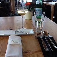 Photo taken at Restaurant Tilia by Ornella T. on 2/25/2012