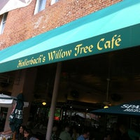 Photo taken at Hollerbach's Willow Tree Cafe by Eliseo G. on 3/31/2012