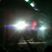 Photo taken at Virada Cultural - Ponta Negra by Deize on 5/27/2012
