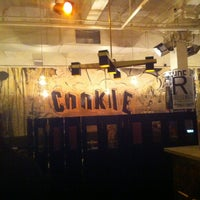 Photo taken at Cookie by Adam F. on 4/24/2012