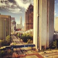 Photo taken at Hyatt Regency Columbus by bk on 8/18/2012