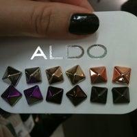 Photo taken at Aldo by aja m. on 8/15/2012