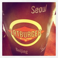 Photo taken at Fatburger by Jorge G. on 4/11/2012