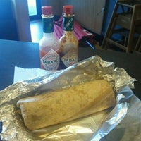 Photo taken at Boloco by Joe G. on 4/17/2012