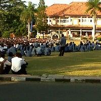 Photo taken at Undiksha by deviana p. on 8/11/2012