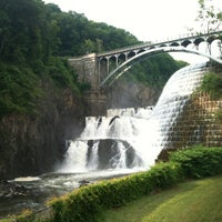 Photo taken at Croton Gorge Park by Minh N. on 5/27/2012