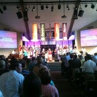 Photo taken at Heritage Church by David L. on 8/26/2012
