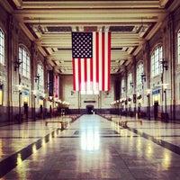 Photo taken at Union Station Kansas City, Inc. by Whitney L. on 5/31/2012