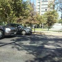 Photo taken at Recorrido 502 Transantiago by Pame L. on 3/13/2012