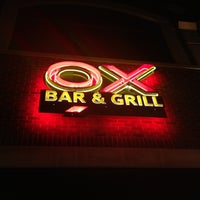 Photo taken at The Ox Bar & Grill by Joe J. on 6/16/2012