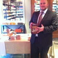 Photo taken at Vitola Fine Cigars by Harris S. on 4/11/2012
