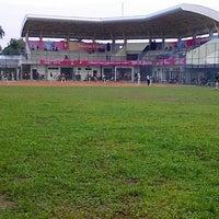 Photo taken at Universitas Lancang Kuning by Djjun P. on 9/13/2012
