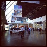 Photo taken at Aéroport Strasbourg-Entzheim (SXB) by 26893454 on 9/8/2012