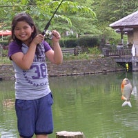 Photo taken at Aldepos Salaca Resort by Lina P. on 3/24/2012