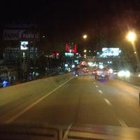 Photo taken at Chaeng Watthana Road by Wate S. on 6/28/2012