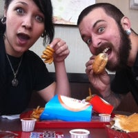 Photo taken at Arby's by Alexandra P. on 2/29/2012