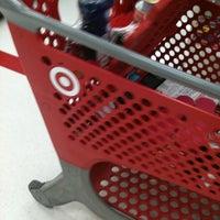 Photo taken at Target by Joe P. on 3/12/2012