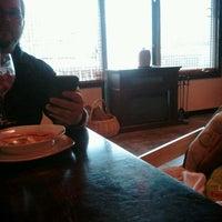 Photo taken at Relish by Alyssa H. on 3/21/2012