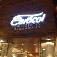 Photo taken at Caracol Chocolates by Eduardo T. on 7/26/2012