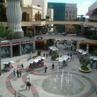 Photo taken at Hollywood & Highland Center by Hiren P. on 4/26/2012