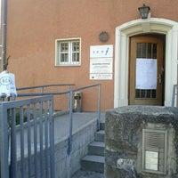 Photo taken at Selbsthilfehaus by Thomas R. on 3/24/2012