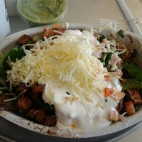 Photo taken at Chipotle Mexican Grill by Patricia N. on 12/31/2011