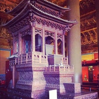 Photo taken at Forbidden City (Palace Museum) by Terence S. on 9/9/2012