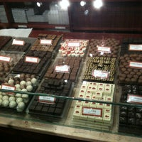 Photo taken at Jacques Torres Chocolate by Nicholas O. on 10/22/2011
