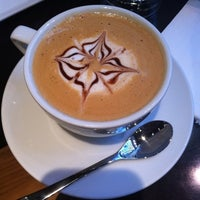 Photo taken at Nespresso Boutique Bar, Madison Ave. by Akeel H. on 1/15/2011