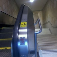 Photo taken at Port Authority Steel Plaza Station by David L. on 8/16/2011