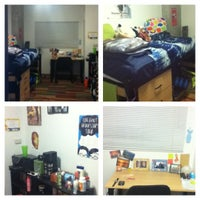 Photo taken at Taylor Place Residence Hall by Maddi on 8/10/2012