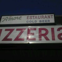Photo taken at Amore Pizzeria by Demo on 8/19/2011