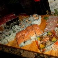Photo taken at Asahi Sushi by Janice H. on 2/25/2012