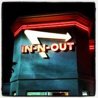 Photo taken at In-N-Out Burger by Abby F. on 7/4/2012