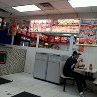 Photo taken at New York Fried Chicken by Rebecca R. on 5/27/2012
