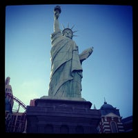 Photo taken at Statue of Liberty by Anthony L. on 7/22/2012